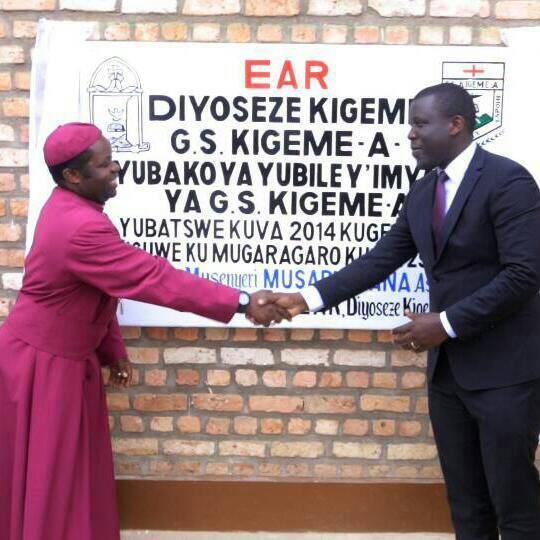 Bishop in education duties
